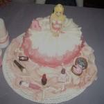 Torta Barbie 1
