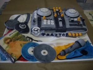 Torta DJ